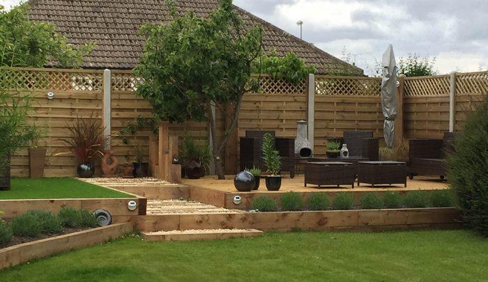 BD Gardens Landscape Gardeners Cookridge Leeds